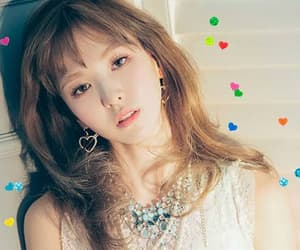 beauty, girl, and south korea image