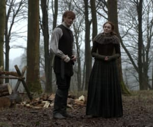 books, outlander, and brianna randall image