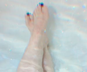 beauty, body, and feet image