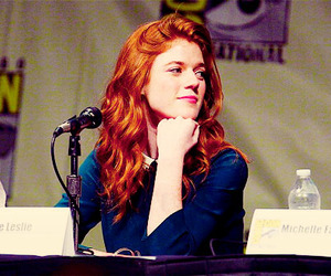 game of thrones, comic-con, and ygritte image