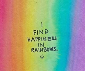 :), find, and rainbows image