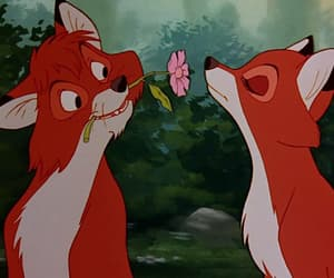 disney, love, and fox image