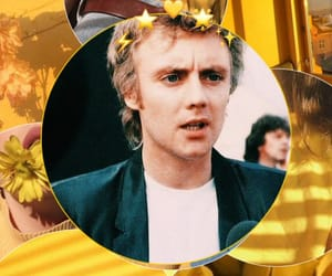 aesthetic, Queen, and roger taylor image