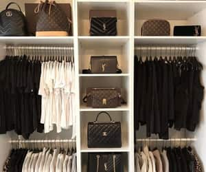 closet and home image