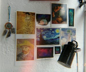 art, Gustav Klimt, and monet image