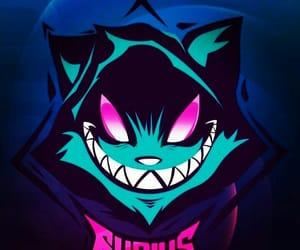 gato, Logo, and rubius image