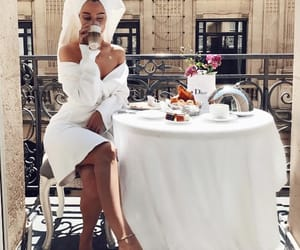 chic, dior, and morning image