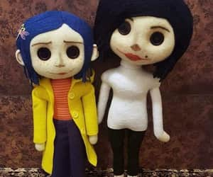 coraline, diy, and dolls image