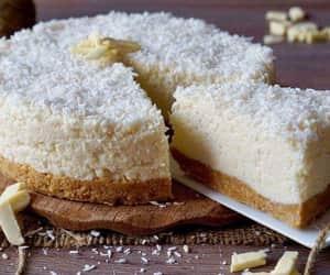 cake, coco, and delicia image