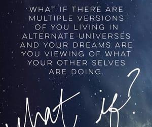Dream, dreams, and infinite image