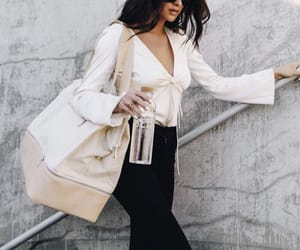beautiful, beige, and fashion image