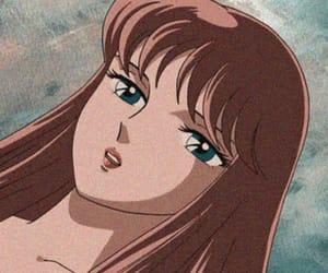 anime, Saint Seiya, and athena image