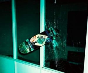 skate, skateboard, and broken image