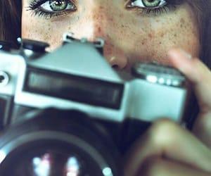 allah, eyes, and nature image