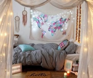 bedroom, inspiration, and tumblr image