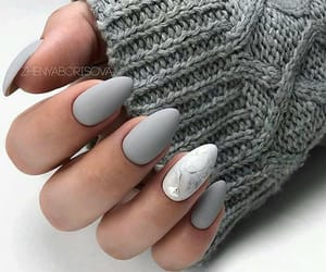 nails, style, and fashion image