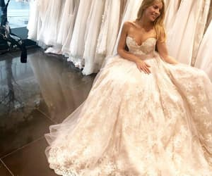 bride, wedding, and woman image
