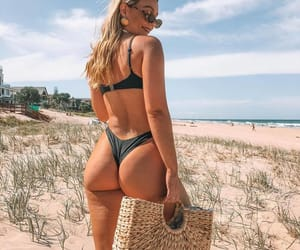 beautiful, body, and model image