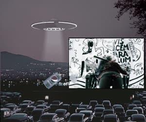 cinema, ufo, and film image