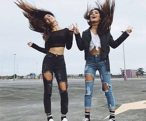 friendship, girl, and bff image