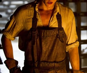 handsome, Hot, and max irons image