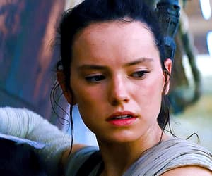 badass, pretty, and rey image