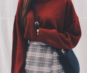 fashion, skirt, and clothes image