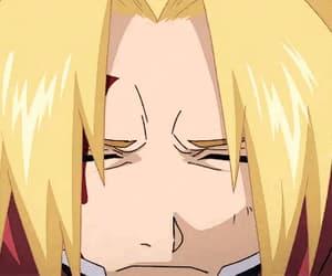 anime, gif, and cry image