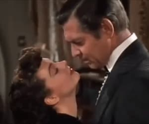gif, clark gable, and Gone with the Wind image