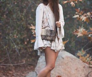 boho, style, and dress image