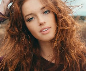 ginger, riley rasmussen, and redhead image