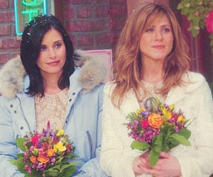friends, Jennifer Aniston, and monica geller image