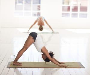 resolutions, yoga beginner, and yoga videos image