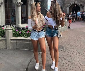 fashion, friendship, and best friends image