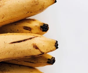 bananas, breakfast, and food image