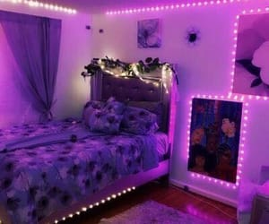 creative, purple, and room ideas image