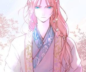 akatsuki no yona and anime image
