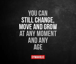 age, change, and grow image