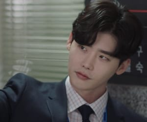 handsome, Korean Drama, and while you were sleeping image