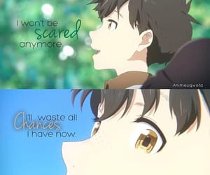 anime, cry, and koe no katachi image