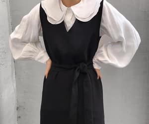 clothes, collar, and dress image