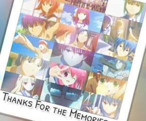 anime, angel beats, and cry image