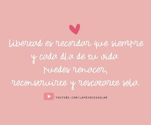 amor, frases, and girl power image