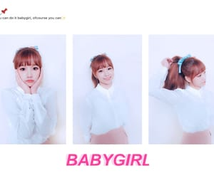 baby girl, cute, and jo yuri image