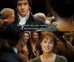 pride and prejudice, mr darcy, and quotes image