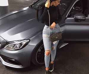 car and mercedes image