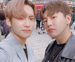 ace, junhee, and a.c.e image