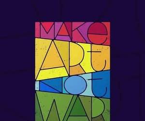 wallpaper, art, and make image