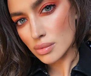 beauty, celebrity, and eyes image