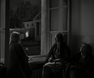 black and white, cinema, and cold war image